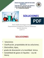 Prop.soluciones