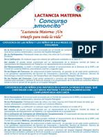 Bases Concursos Mamoncito 2014