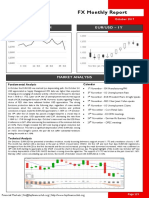Monthly FX Report - October 2017