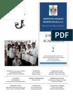 Jornada Academica Año 1 No. 2 Mayo-junio 2014