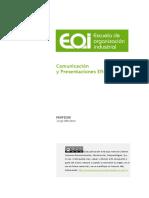 Comunicacion y Presentaciones Eficaces