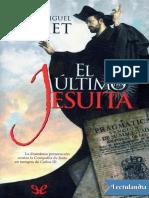 El Ultimo Jesuita - Pedro Miguel Lamet