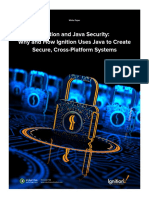Java Security White Paper