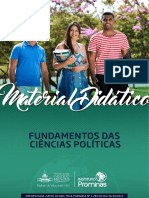 Curso Extensão Ciências Políticas Prominas