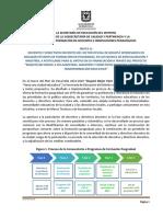 Convocatoria Formacion Posgradual Especializacion Maestria 2