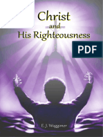 Christ and His Righteousness