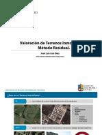 Método de Valor Residual - Lois José Luis