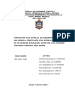 INTRODUCCIÓN constituciones de venezuela