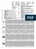 Manual de Instrucciones Soldadora Inverter TELWIN Infinity 180A