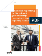 Pwc Financial Reporting in the Oil and Gas Industry 2017