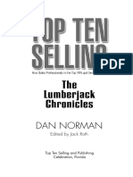 Top Ten Selling the Lumberjack Chronicles by Dan Norman