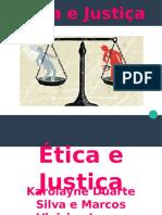 etica e justiça