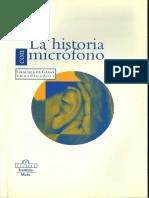 La Historia Con Micrófono