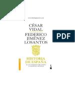 Historia Espana I Cesar Vidal Jimenez Losantos