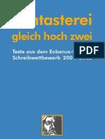 Fantasterei gleich hoch zwei - Hessus Anthologie 2001-02