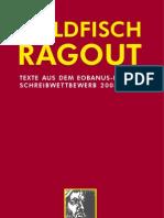 Goldfisch Ragout - Hessus Anthologie 2003-06