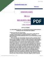 Calvino Institución 1.1