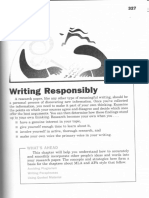 Writing Responsibility and MLA Style (1)