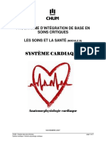 Anatomie-physiologie Cardiaque 57 p