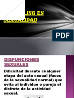 Power Point Disfunciones Sexuales