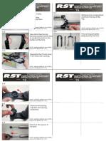 Preload (t8) Function Forks Maintenance Manual