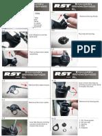 Rl Function Forks Maintenance Manual