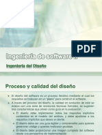 DISEÑO INGENIERIA DE SOFTWARE II.ppt
