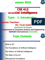 Topic - 1 (Introduction) [18.05.16]