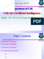 Topic - 8 (Natural Language Processing).ppt