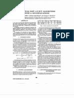 3fast 1-d Dct Algorithms With11 Mul