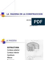 La Madera en La Construccion