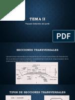 Presentacion secciones transversales