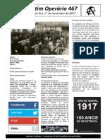 Boletim Operário 467