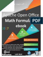 Apache Open Office Formula 4.1 eBook
