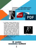 Apertura Económica y Neoliberalismo en Chile Durante El Regimen Militar