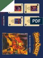 5-Aventura Hero Quest- El Mago de Los Espejos
