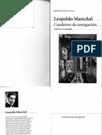 Marechal, Leopoldo - Cuaderno de navegación ana