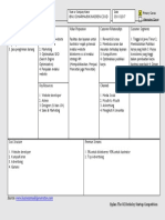 Business Model Canvas Template for Innovation Connect2