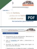 Presentacion Taller Herramientas Mérida