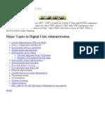 Digital Unix Overview
