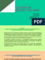 Grupo 1 Manual de Señalizacion Vial