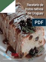 Recetario Frutos Nativos Uruguay