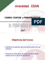 Curso COSTOS    SESION 5 Y 6.ppt