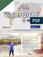 Catalogo Viajes CajaSur 2016