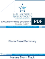 SARA Harvey Simulation