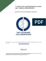 Cochrane T1DM 2014