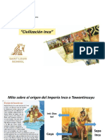 Ppt Cuarto Basicos Civilizacion Inca