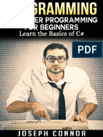 Programming Computer Programming for Beginners Learn the Basics of HTML5, JavaScript & CSS [Joseph Connor]