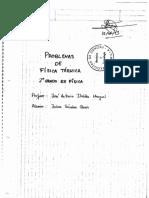 Problemas F.térmica (Jaime Claros - 2013)