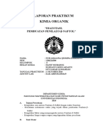 Diazotasi; Pembuatan Fenilazo Beta Naftol